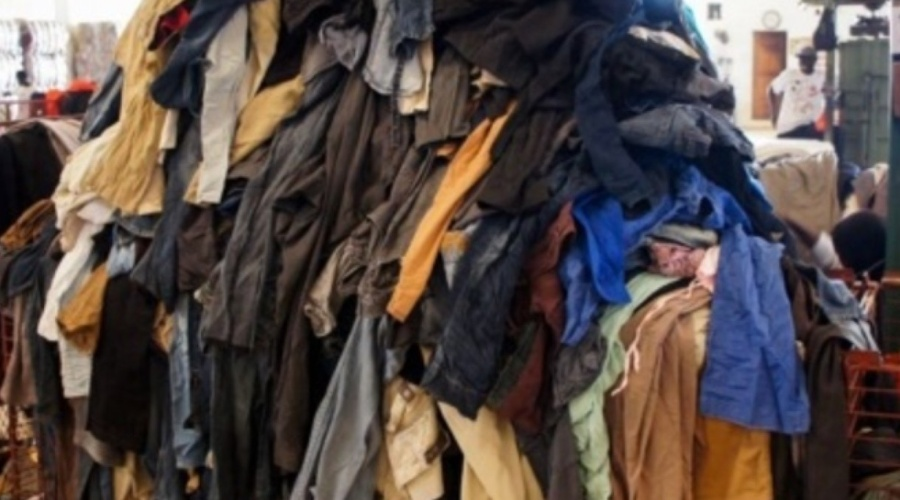 Second-hand clothing may be harder to find after coronavirus put textile recycling 'at risk'