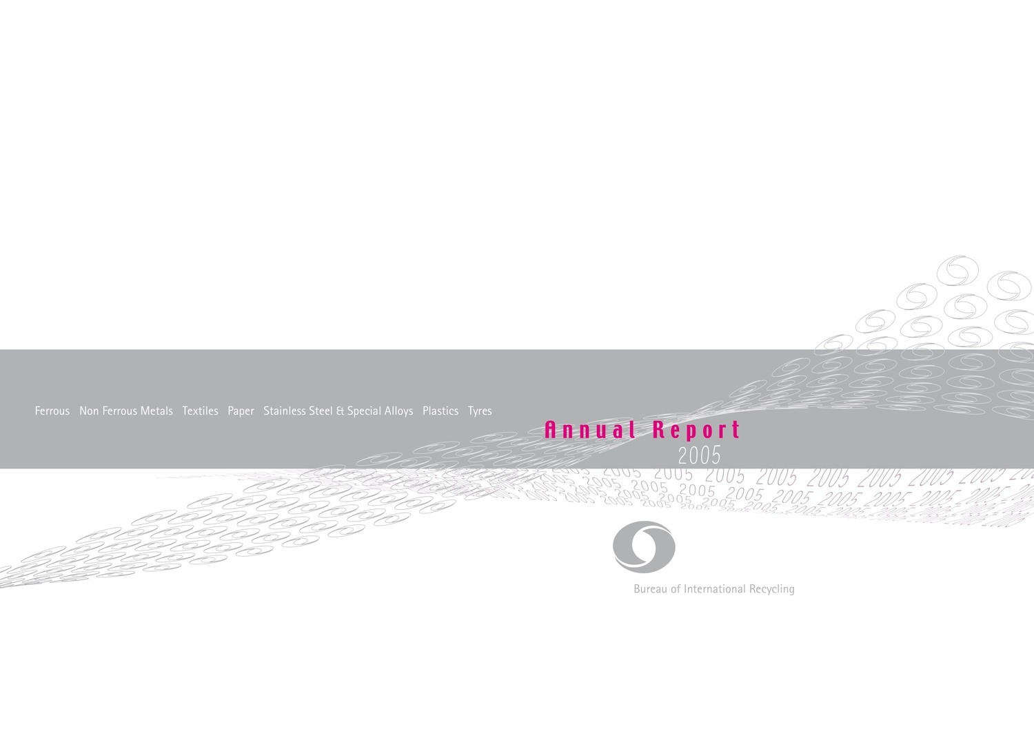 BIR Annual Report 2005