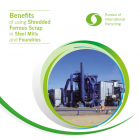 Benefits of Using Shredded Ferrous Scrap in Steel Mills and Foundries